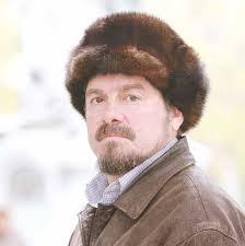 Pavel Oyarzún, escritor chileno
