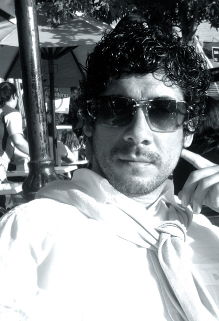 Christian Formoso, poeta chileno, Premio Pablo Neruda 2010