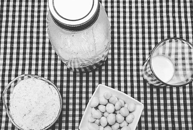 Recetas de Cocina: bebida vegetal Nuez de Macadamia