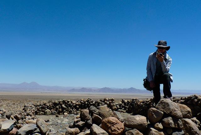 César Parcero, arqueólogo: asentamientos prehispánicos en Chile