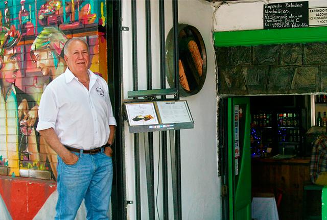 La Bodeguilla de Cristóbal, Restaurante de comida española en el Barrio Bellavista de Santiago