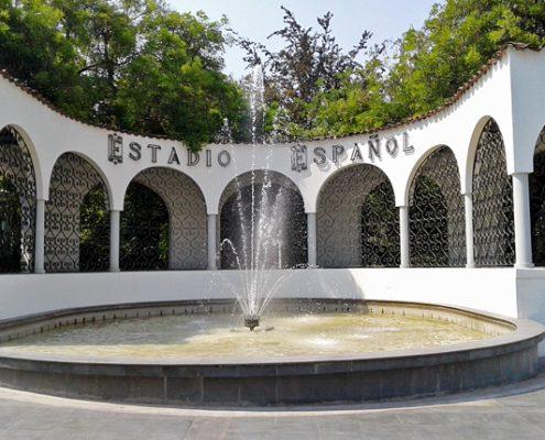 Estadio Español de Las Condes