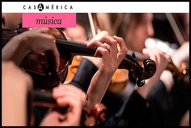 ChamberArt 2017, música en Casa América de Madrid
