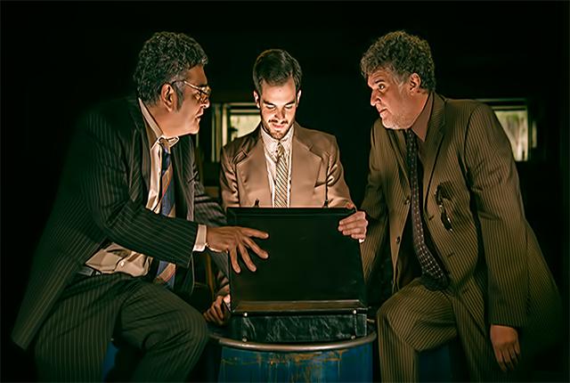 Próximo estreno en el Teatro UC: Un Gran Negocio