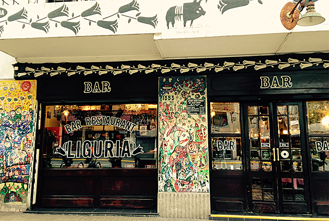 Bar Liguria, un icono gastronómico de Santiago