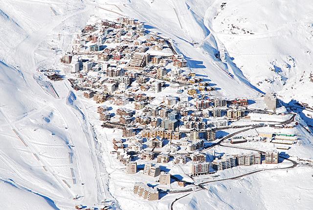 La Parva inaugura un snowpark a 3.500 metros de altitud