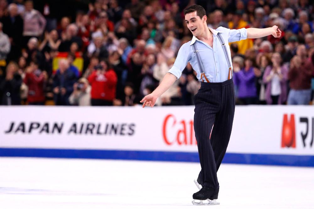 javier fernandez patinador español