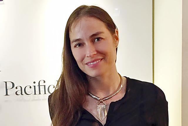 Loreto Rivera, Gerente de Asuntos Corporativos de Pacific Hydro Chile