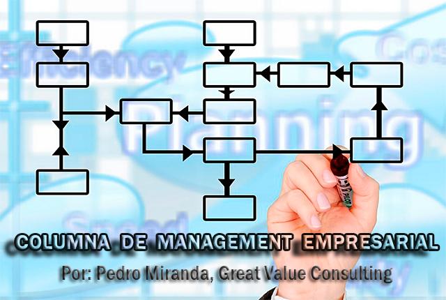 Los distintos niveles de gestión en las empresas