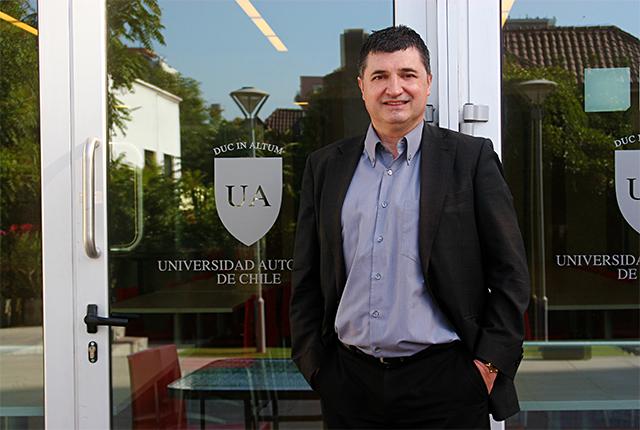 Ezequiel Beneït, Director del Centro de Emprendimiento e Innovación