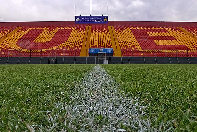 La Unión Española de fútbol en Chile