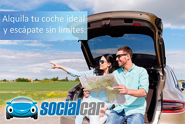 SocialCar, la movilidad inteligente