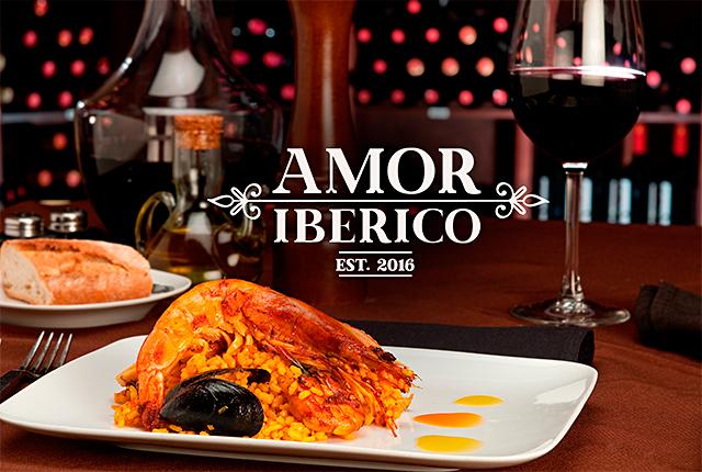 Amor Ibérico: Cocina tradicional española