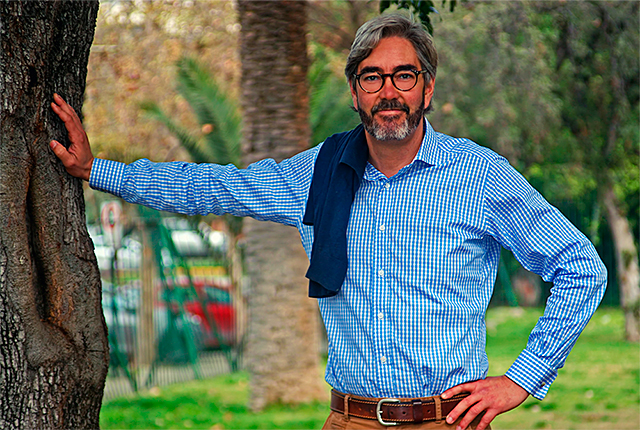 Juan Marchessi, un español dedicado al turismo chileno