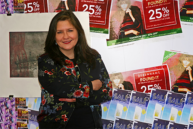 Alejandra Sepúlveda, Directora Ejecutiva de ComunidadMujer