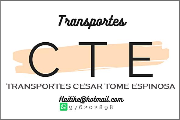 Transportes Cesar Tome Espinosa